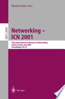 Networking   ICN 2001