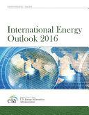 International Energy Outlook 2016