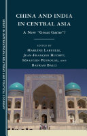 China and India in Central Asia Book