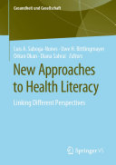 New Approaches to Health Literacy [Pdf/ePub] eBook