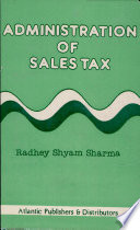 Administration of Sales Tax
