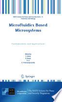 Microfluidics Based Microsystems Book
