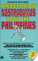 Predictions of Nostradamus about the Philippines: From the