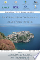 Proceedings of Crack Paths  CP 2012   Gaeta  Italy 2012