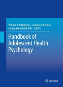 Handbook of Adolescent Health Psychology Pdf/ePub eBook
