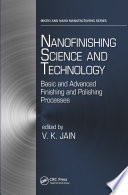 Nanofinishing Science and Technology