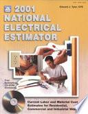 2001 National Electrical Estimator