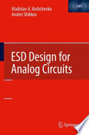 Esd Design For Analog Circuits Book PDF