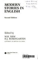 Modern Stories in English