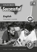 Books - Oxford Successful English First Additional Language Grade 7 Teachers Guide | ISBN 9780199042562