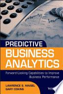 Predictive Business Analytics