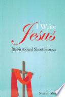 I Write for Jesus Book PDF