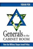 Generals in the Cabinet Room