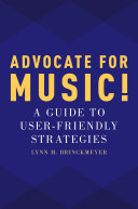 Advocate for Music