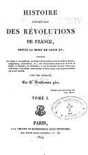 Histoire impartiale des révolution de France