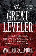 Pdf The Great Leveler