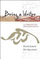 Being a Writer  A Community of Writers Revisited