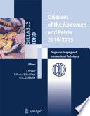 Diseases of the abdomen and Pelvis 2010 2013