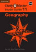 Books - Study & Master Geography Grade 11 Study Guide Caps | ISBN 9781107664326