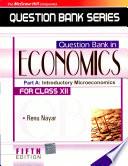 Qb In Economics Xii(Part-A) 5E(2009)