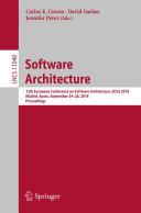 Software architecture[