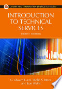 Introduction to Technical Services  8th Edition Book