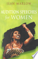Audition Speeches for Women Book PDF