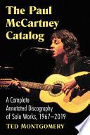 The Paul McCartney Catalog
