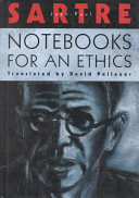 Notebooks for an Ethics