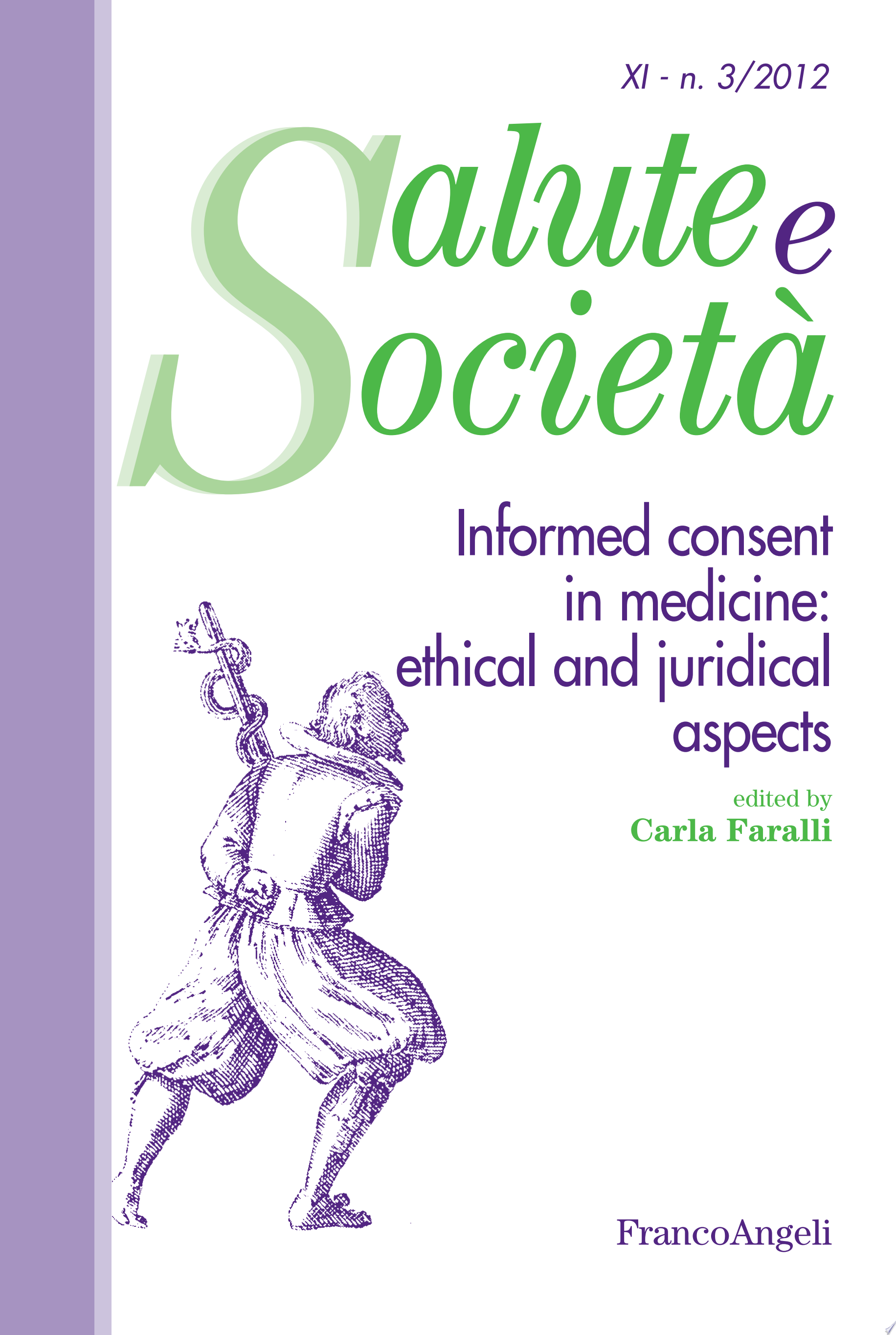 Informed Consent in Medicine  Ethical and Juridical Aspects