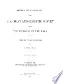 Annual Report of the Director, United States Coast and Geodetic Survey, to the Secretary of Commerce