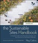 The Sustainable Sites Handbook [Pdf/ePub] eBook