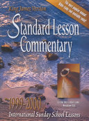 Standard Lesson Commentary 1999 2000
