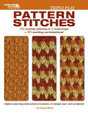 Triple Play Pattern Stitches