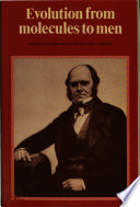 Evolution From Molecules to Men Book