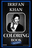 Irrfan Khan Sarcastic Coloring Book