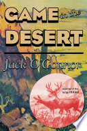Game in the Desert Book