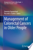Management of Colorectal Cancers in Older People Book