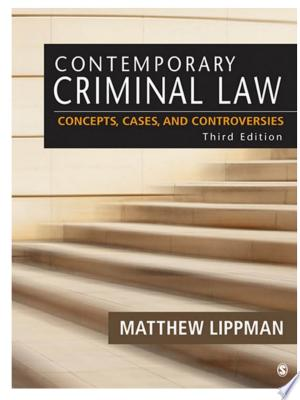 Free Download Contemporary Criminal Law PDF - Writers Club