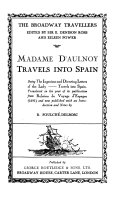 Travels Into Spain