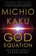 The God Equation Pdf/ePub eBook