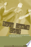 Boys Don t Cry  Book