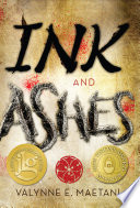 Ink and Ashes Valynne E. Maetani Cover