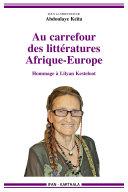 Au carrefour des littératures Afrique-Europe