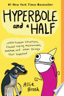 Hyperbole and a Half Allie Brosh Cover