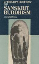 Literary History of Sanskrit Buddhism