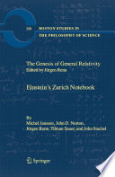 The Genesis of General Relativity
