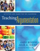 Teaching Argumentation