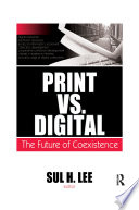 Print vs  Digital Book