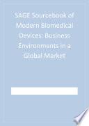SAGE Sourcebook of Modern Biomedical Devices